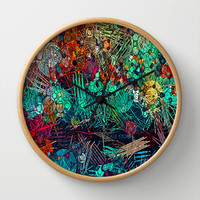 :: Love You Madly :: Wall Clock by GaleStorm Artworks