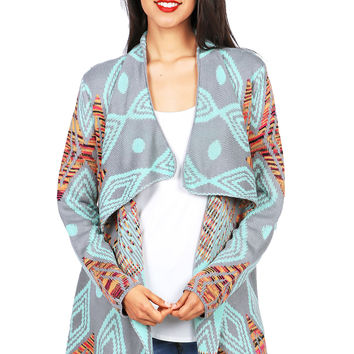 Mint Chill Cardigan