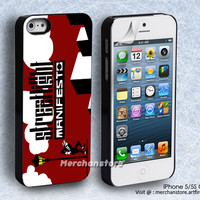 Streetlight Manifesto iPhone 5 or 5S Cover Case