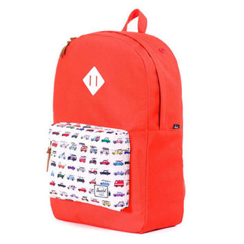 Herschel Supply Co.: Heritage Backpack - Rad Cars