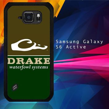 Drake Waterfowl Systems Camo X3442 Samsung Galaxy S6 Active  Case