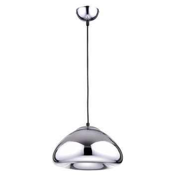 "Modern Chrome Reproduction Tom Dixon ""Void"" Pendant Light"