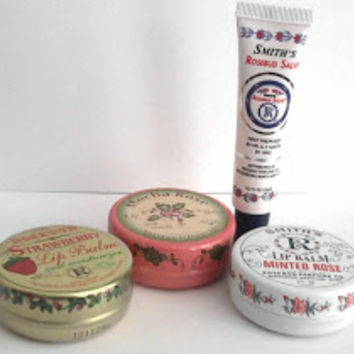 Review: Rosebud Perfume Co. Smith's Rosebud Salve and Lip balms