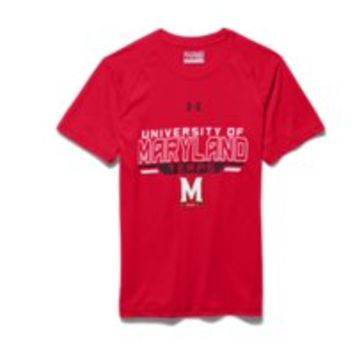 Under Armour Boys' Maryland UA Tech T-Shirt