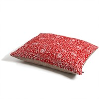 Aimee St Hill Amirah Red Pet Bed