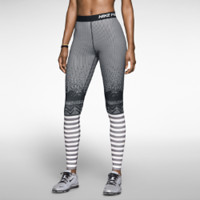 Nike Pro Hyperwarm Engineered Print Women's Training Tights