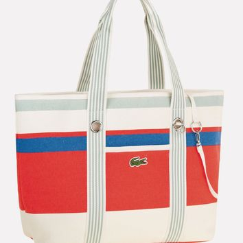 Lacoste Summer Medium Shopping Bag : Bags & Wallets