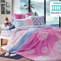 Frosted Lolly Twin XL Comforter Set - College Ave Designer Series College Decorations Must Have Dorm Stuff