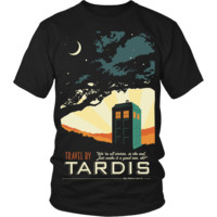 Travel By Tardis LIMITED EDITION