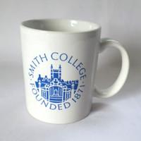 Smith College Coffee Mug Northampton Massachusetts Seven Sisters Cup
