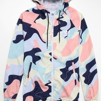 adidas HZA Packable Windbreaker at PacSun.com