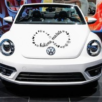 Best Removable Car Decals Products On Wanelo - Unique car decals stickers