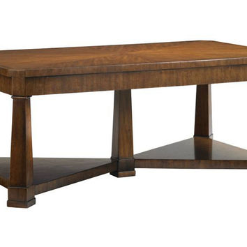 Fae Rectangular Cocktail Table, Coffee Table Base, Sofa Table