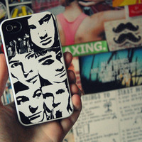 One Direction Pop Art iPhone Case