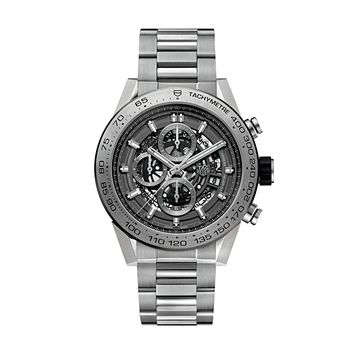 Tag Heuer Carrera Automatic Calibre1 Chronograph Titanium Men's Watch