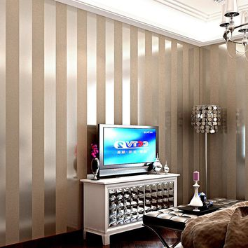 Youman 3D Embossed Wallpaper Roll 3D Stripe Wallpaper Environmental Protection Wallpaper Desktop Home Decor Wall Paper Covering