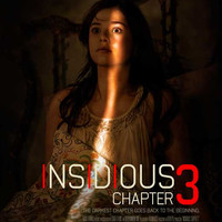 Insidious Chapter 3 27x40 Movie Poster (2015)