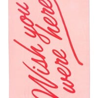 ban.do Wish You Were Here Towel | Nordstrom