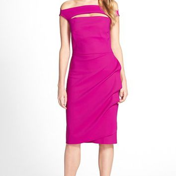 Women's Chiara Boni La Petite Robe 'Melania' Jersey Dress