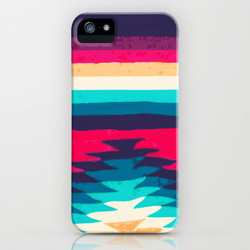 SURF GIRL iPhone & iPod Case by Nika