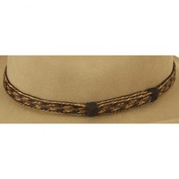 Austin Accent Braided Horsehair Hat Band - Sheplers