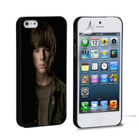 walking dead Carl Grimes iPhone 4 5 6 Samsung Galaxy S3 4 5 iPod Touch 4 5 HTC One M7 8 Case