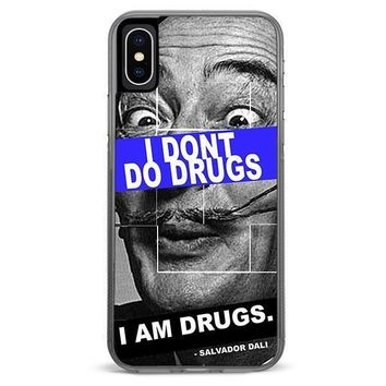 Salvador Dali iPhone XR case