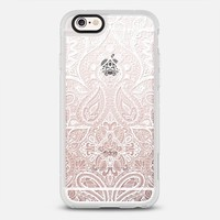 Paisley White iPhone 6s case by Aimee St Hill | Casetify