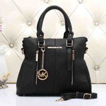 MK Michael Kors Women Fashion Leather Handbag Tote Shoulder Bag Crossbody Satchel