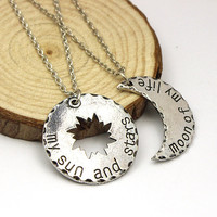 Gift New Arrival Shiny Stylish Jewelry High Quality Game Of Thrones Necklace [6058484929]