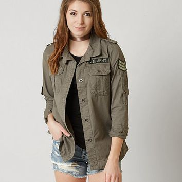 ASHLEY CANVAS JACKET