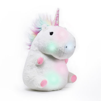 Chubby Light-Up Unicorn | Firebox.com - Shop for the Unusual