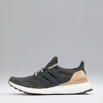 adidas Ultra Boost In Gray at asos.com