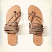 Girls Urge Deck Sandal | Girls Shoes & Accessories | HollisterCo.com
