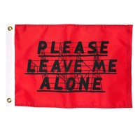 Please Leave Me Alone Flag