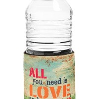 Natural Life 'All You Need Is Love' Drink Cozy