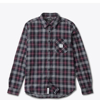 Diamond Supply Co. - Catskill Plaid - Navy