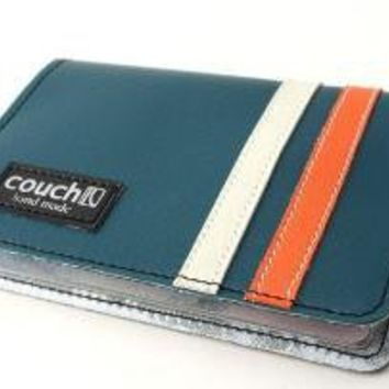 Jet Age Upcylced Passport Wallet Limited by couchguitarstraps