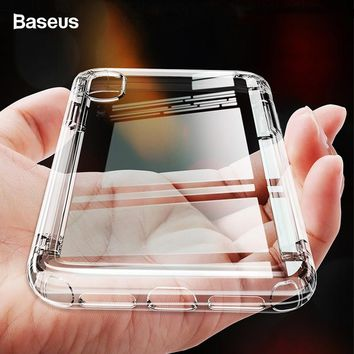 Transparent Silicone iPhone Cellphone Case