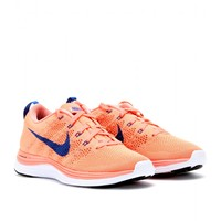 mytheresa.com -  NIKE FLYKNIT LUNAR 1+ SNEAKERS  - Luxury Fashion for Women / Designer clothing, shoes, bags