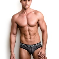 NEW! Gray All Over Brief