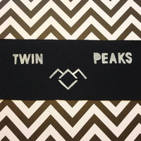 Twin Peaks Handmade Sew-On Large Patch