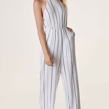 Sea You By The Shore Jumpsuit