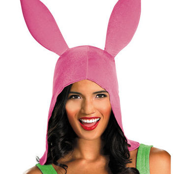 dfe459d10ed Bob s Burgers Louise Bunny Hat from Spirit Halloween