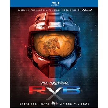 RVBX: Ten Years of Red vs. Blue Exclusive 14-Disc Blu-Ray Boxed Set