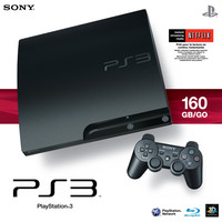 Sony PlayStation 3 160GB Console Bundle (Pre-owned)