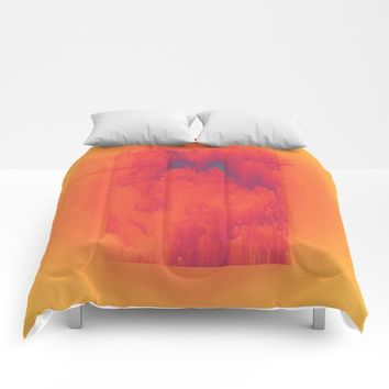 Body Heat Comforters by DuckyB