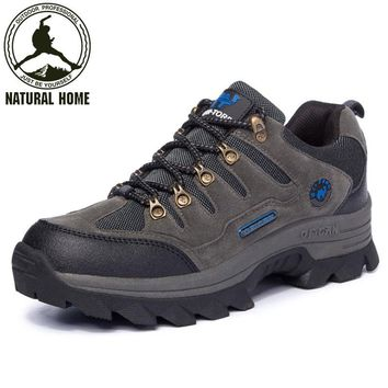 Natural Home Water-resistant Outdoor Hiking Boots