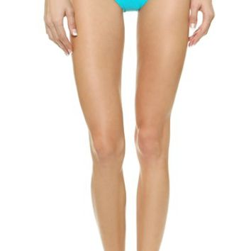 Mara Hoffman Lattice Bikini Bottoms