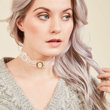 Victorian Is Mine Choker | Mod Retro Vintage Necklaces | ModCloth.com